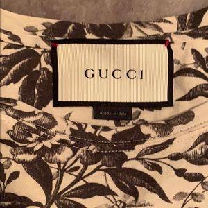 Gucci shirt large size
